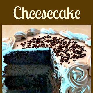 Chocolate Cake Cheesecake