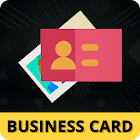 Business Card Maker, Create a Business Card icon