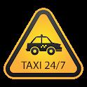 Taxi Rica Costa Driver icon