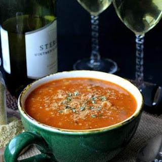 Parmesan Couscous Soup Recipes