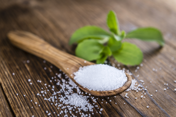 Naturally sweet and containing no calories, Stevia is a popular sugar alternative.
