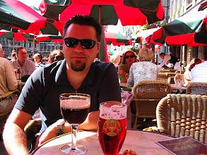 Photo: beer break