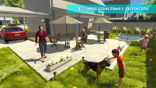 Virtual Mother Happy Housewife Family Game 1.0 screenshots 1