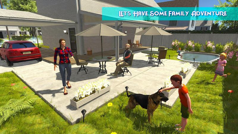 Download Virtual Mother Happy Housewife Family Game Cheat APK MOD