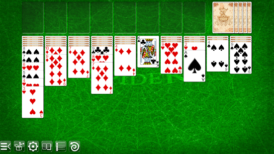 Spider Solitaire Free 8