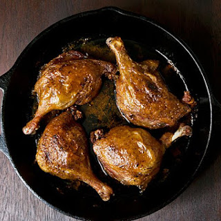 Melissa Clark's Really Easy Duck Confit.