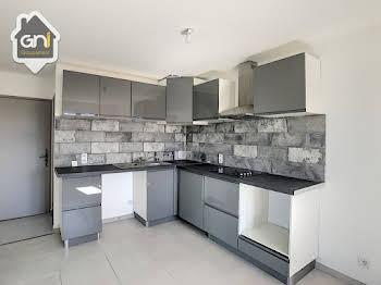 Appartement 2 pièces 54,52 m2