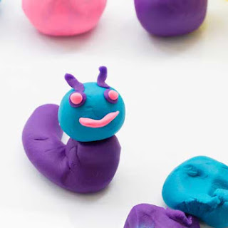 Homemade KoolAid Play Dough