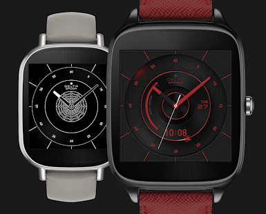 Spider watchface by Delta - náhled