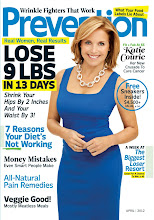 Photo: It's colon cancer awareness month! Screenings save lives, I talk about it in this month's Prevention Magazine!