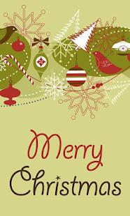 Christmas greetings apps on google play screenshot image m4hsunfo