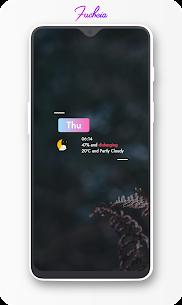 Fuchsia KWGT – Gradient Based Widgets v1.3 [Paid] APK 1