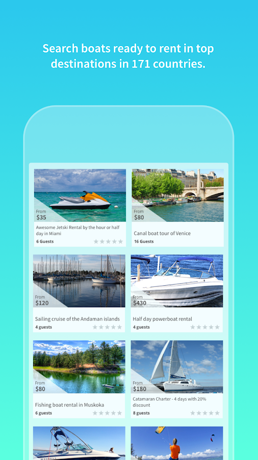 GetMyBoat: Boat Rentals & More- screenshot