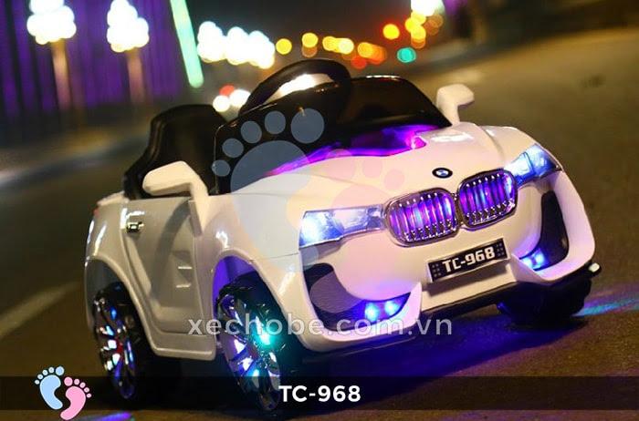 Xe ô tô điện cho bé TC-968 4