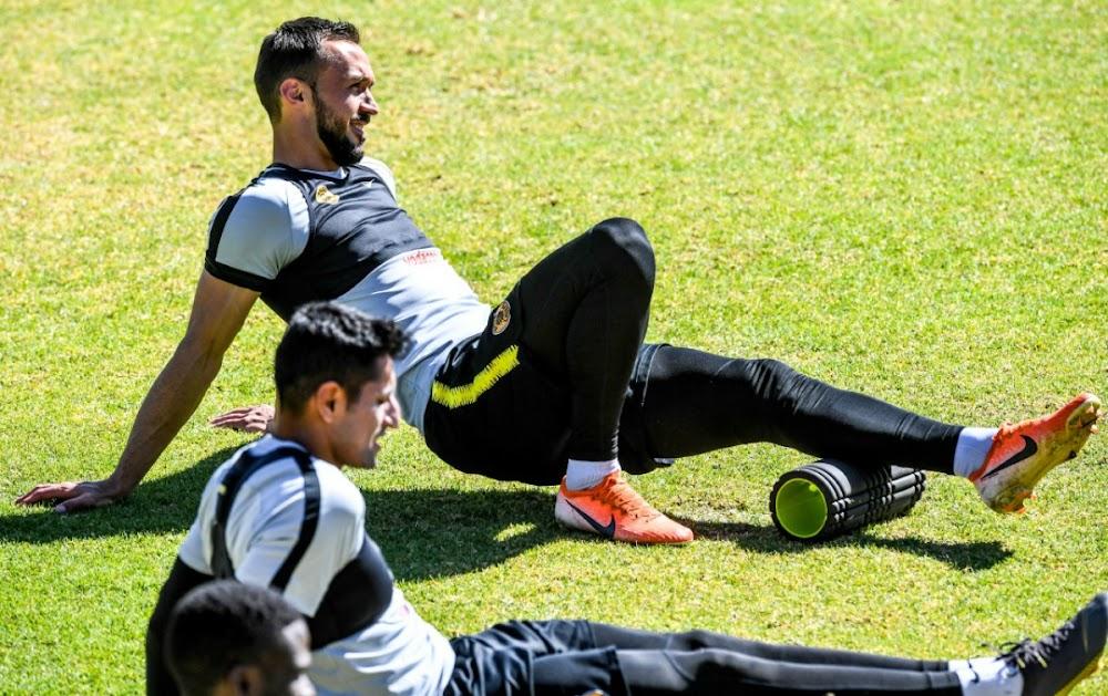 Die doelskieter Samir Nurkovic beoog om Chiefs na 'land van trofeë' te stuur