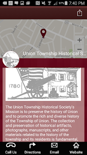 Township of Union Pocket Guide- screenshot thumbnail