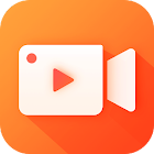 V Recorder- Screen recorder with audio and editor icon