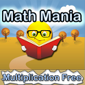 Math Mania Multiplication Free icon