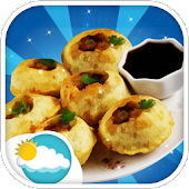 Panipuri Maker Indian Cooking Game-Golgappa Chef