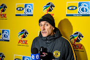 Kaizer Chiefs head coach Giovanni Solinas speaks to the media during a media day at the club's training base in Naturena, south of Johannesburg, on August 09, 2018 in Johannesburg, South Africa.