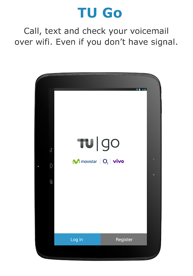 TU (Movistar/O2/Vivo)- screenshot