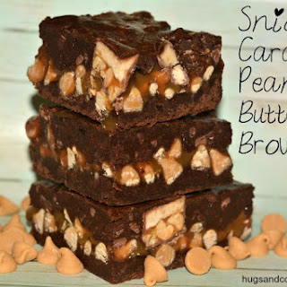 Peanut Butter Snickers Bar Recipes
