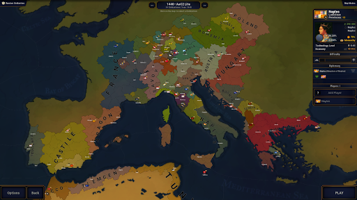 Age of Civilizations II - Lite  captures d'u00e9cran 1