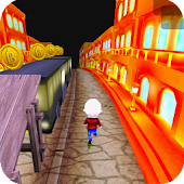 Run Subway Surf of Mario