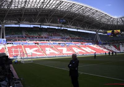 Les Diables Rouges seront en terrain belge à Kazan