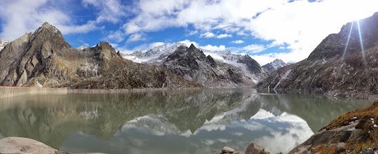 Photo: View from lago d'Albigna