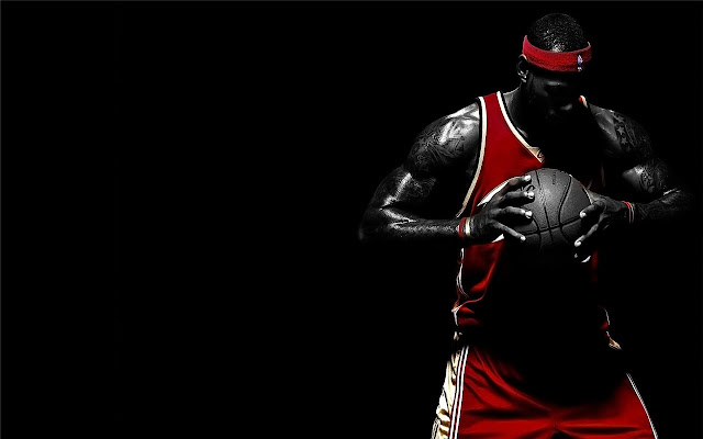 LeBron Raymone James Themes & New Tab