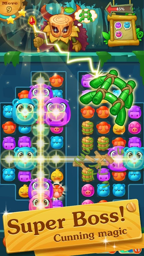 Pet Puzzle: Match 3 Games & Matching Puzzle- screenshot