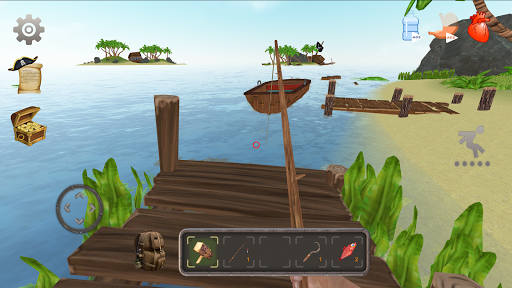 Survival Island: Building Simulator apkmind screenshots 4