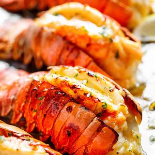 Garlic Butter Sauce Lobster Recipes.
