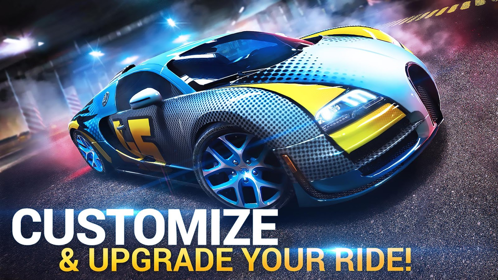 Asphalt 8: Airborne- screenshot