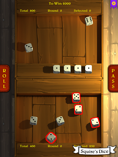 Squire's Dice 1.1.1 screenshots 6