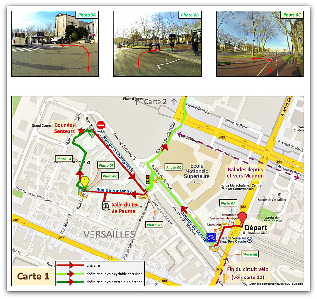 e-guide balade vélo à Paris et en Ile de France par veloiledefrance.com