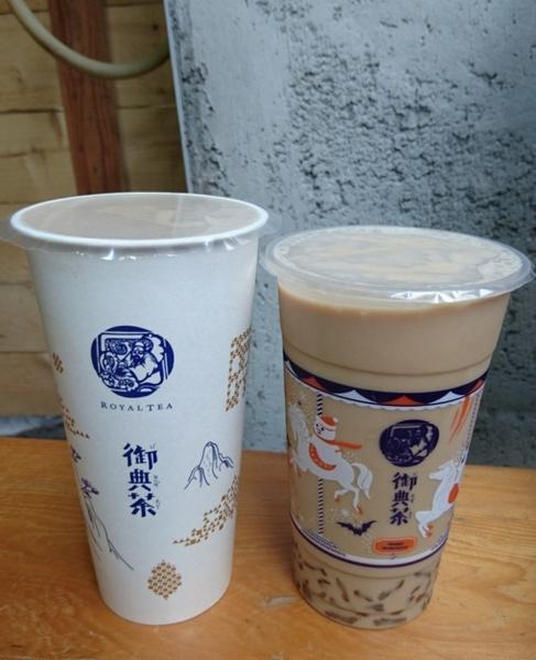 御典茶~排隊飲品~加料珍珠.粉角免費送~必喝奶茶~