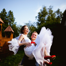 Wedding photographer Georgiy Sapozhnikov (RockStarsky). Photo of 25.06.2014