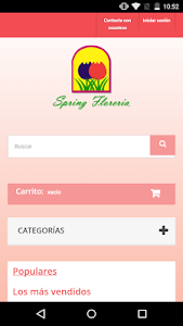 Spring Florería screenshot 1