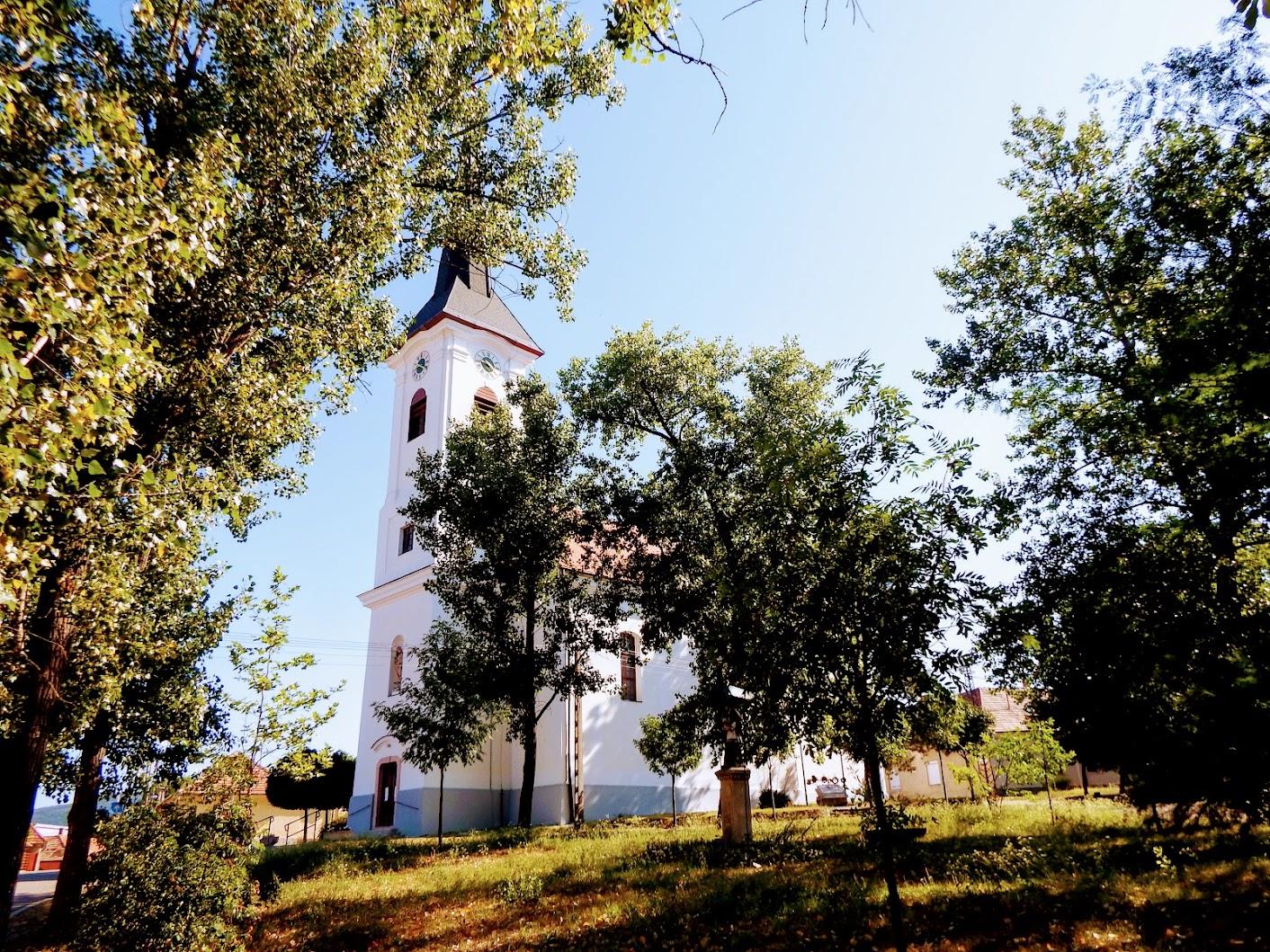 Esztergom - Szentgyörgymezői Szent György rk. templom