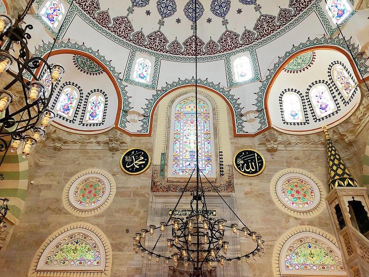建築家の恋心が表れた皇女ミフリマー・スルタンのための2つのモスク / ミフリマー・スルタン・モスク(ユスキュダルとエディルネカプ)