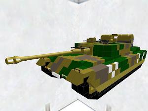 "Type 15 ""MBT""(15式主力戦車)"
