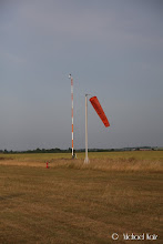 Photo: Lite vind i Duxford.