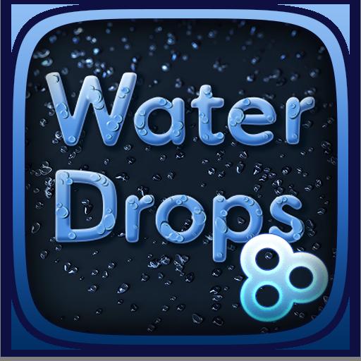 Water Drops GO Launcher