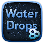 Water Drops GO Launcher