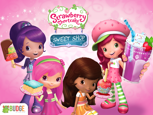 Strawberry Sweet Shop Screenshot