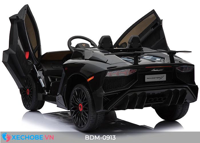 Xe ô tô điện trẻ em BDM-0913 25