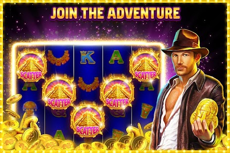 Slotomania Casino Slots- screenshot thumbnail