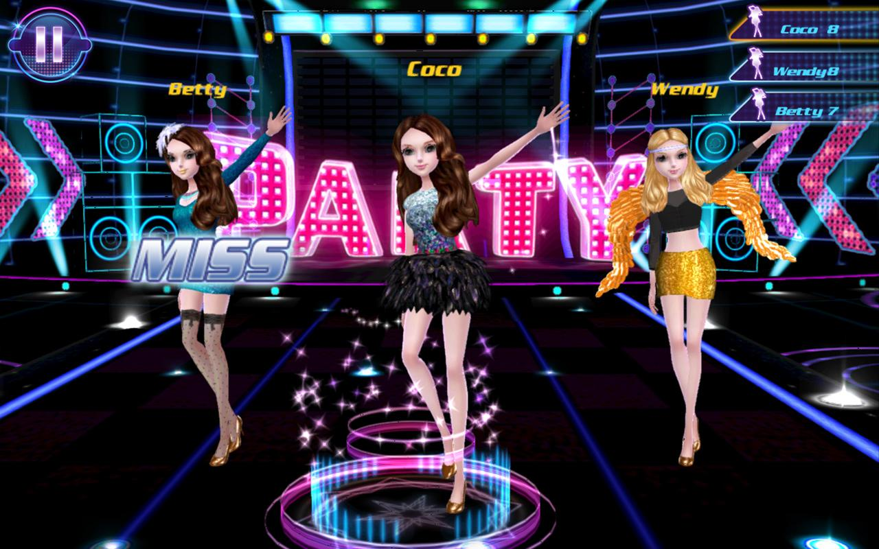 Coco Party - Dancing Queens- screenshot